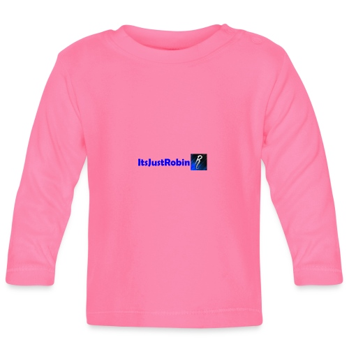 Eerste design. - Baby Long Sleeve T-Shirt