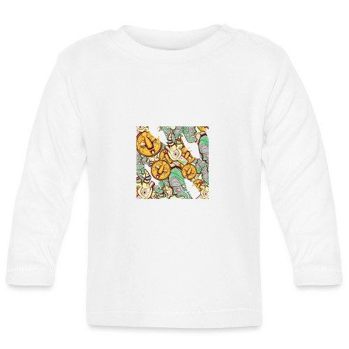 Mask Factory - Day Edition - Baby Long Sleeve T-Shirt