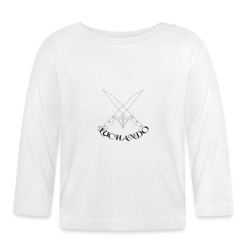 design 1 - Langærmet babyshirt