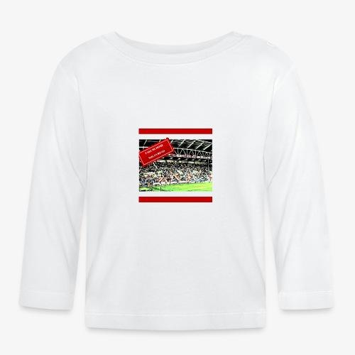 TAKE ME HOME WIGAN ROAD - Baby Long Sleeve T-Shirt