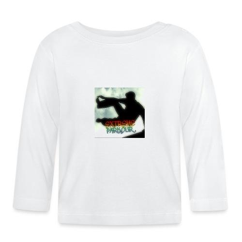 logoexpa (Téléphones) - T-shirt manches longues Bébé