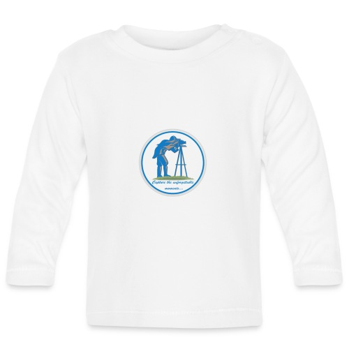 Logo Capture the Moment - Baby Long Sleeve T-Shirt