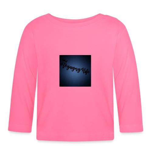 #logagng4life - Baby Long Sleeve T-Shirt