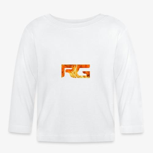 Revelation gaming burns - Baby Long Sleeve T-Shirt
