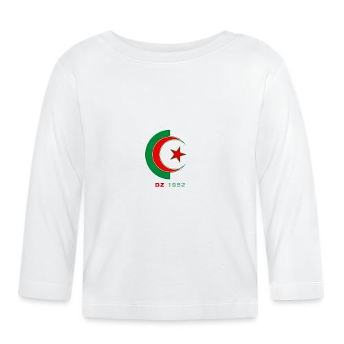 logo 3 sans fond dz1962 - T-shirt manches longues Bébé