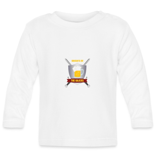 Knights of The Bajers - Langærmet babyshirt