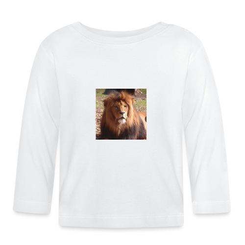Lejon - Långärmad T-shirt baby