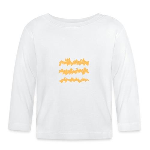 Orange_Sample.png - Baby Langarmshirt