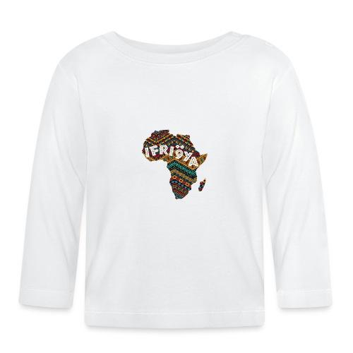 Africa - Ifriqya - T-shirt manches longues Bébé