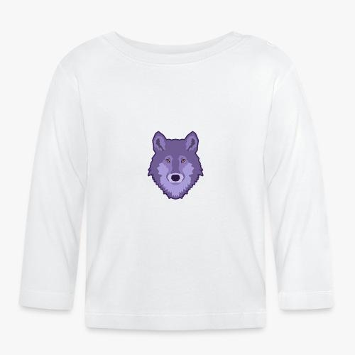 Spirit Wolf - Langærmet babyshirt
