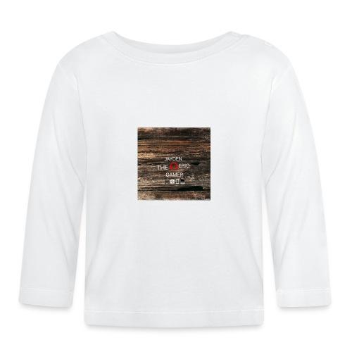 Jays cap - Baby Long Sleeve T-Shirt