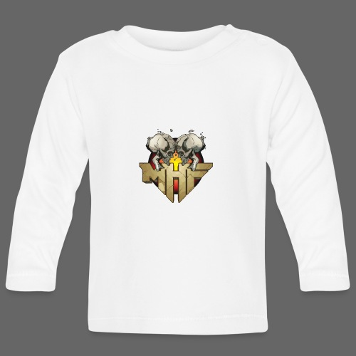 new mhf logo - Baby Long Sleeve T-Shirt