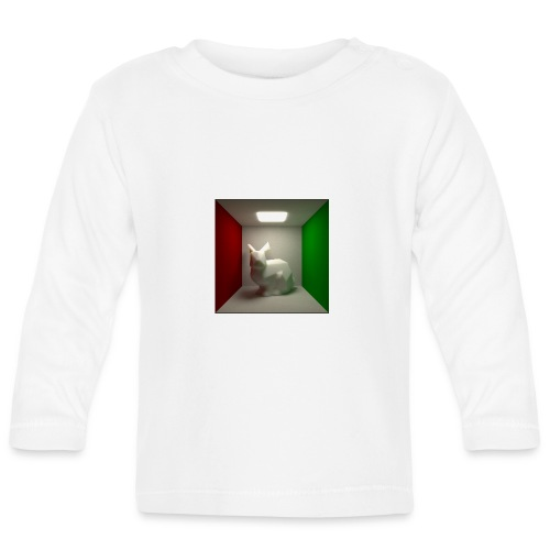 Bunny in a Box - Baby Long Sleeve T-Shirt