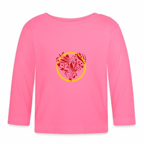 Herzemblem - Baby Langarmshirt