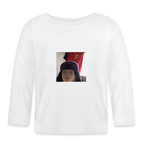 Kommunisti Saska - Vauvan pitkähihainen paita
