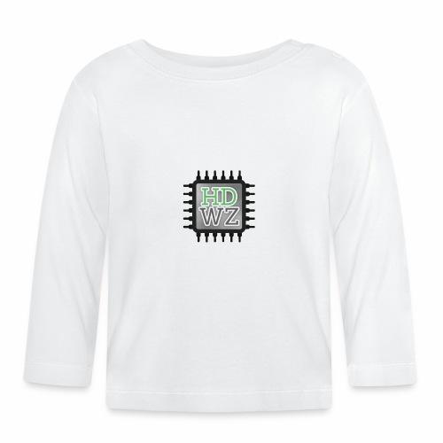 HDwZone - Maglietta a manica lunga per bambini