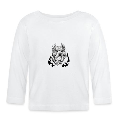 street pitt - T-shirt manches longues Bébé