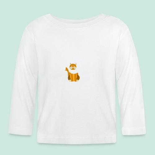 Kitty cat - Baby Long Sleeve T-Shirt