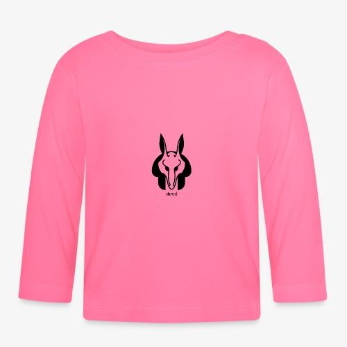 Anubi Soggetto1 - Maglietta a manica lunga per bambini