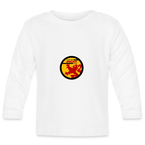GIF logo - Baby Long Sleeve T-Shirt