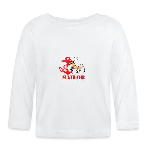 SAILOR - DOLL - Maglietta a manica lunga per bambini