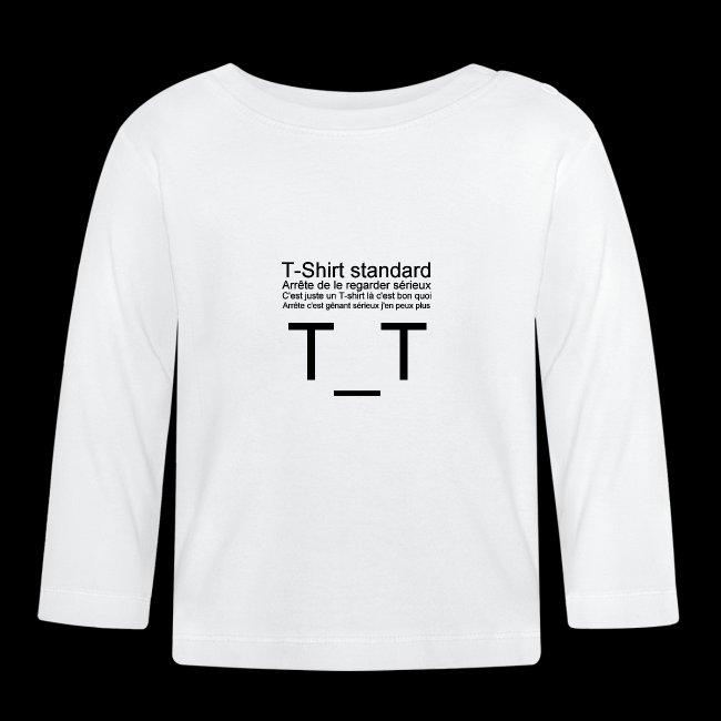 T-shirt dépressif