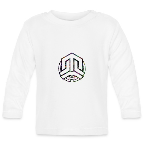 Cookie logo colors - Baby Long Sleeve T-Shirt