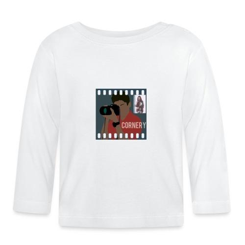 cornery - Maglietta a manica lunga per bambini