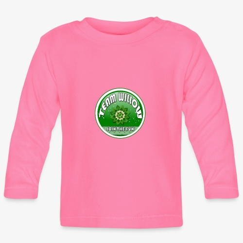 TEAM WILLOW - Baby Long Sleeve T-Shirt