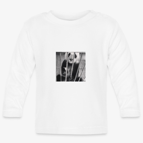 Pandazaki - T-shirt manches longues Bébé
