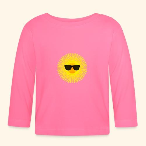 Sol de Canarias - Camiseta manga larga bebé