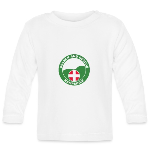 HANTSAR roundel - Baby Long Sleeve T-Shirt
