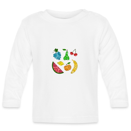 Obstsalat - Baby Langarmshirt