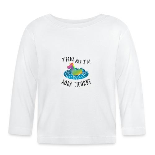 image - T-shirt manches longues Bébé