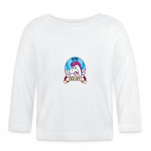 Murder Unicorn - Baby Langarmshirt