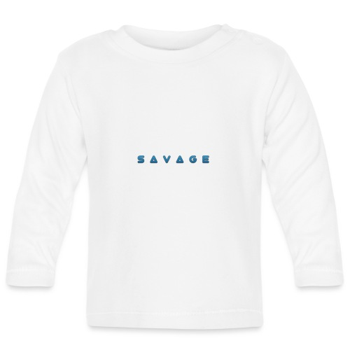 savage - Baby Langarmshirt