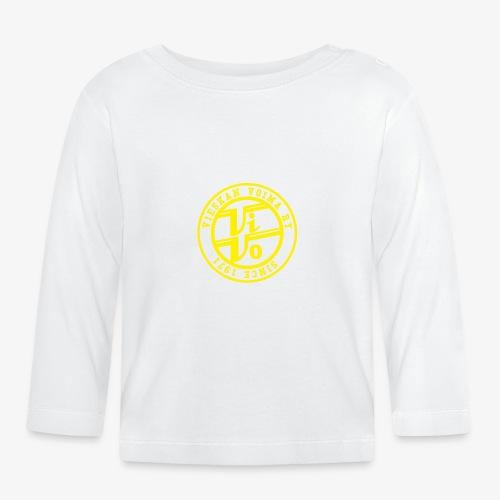 ViVoPAITA transparent - Vauvan pitkähihainen paita