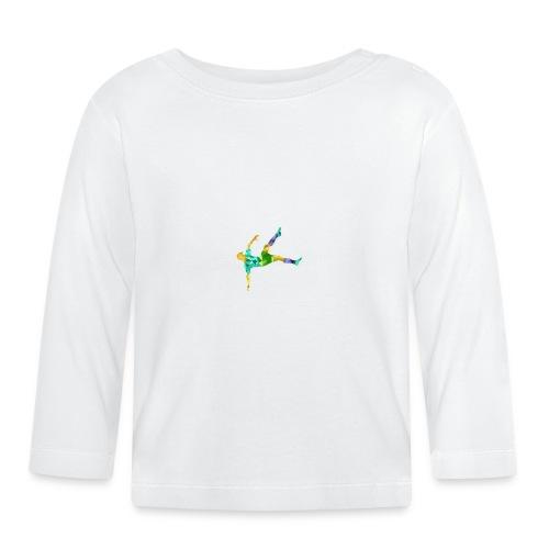 Footballer - T-shirt manches longues Bébé