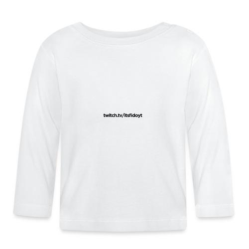 Fido - Twitch Link - Langærmet babyshirt