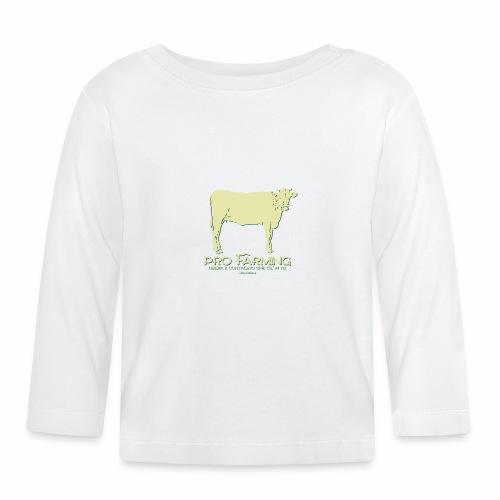 PRO Farming - Maglietta a manica lunga per bambini