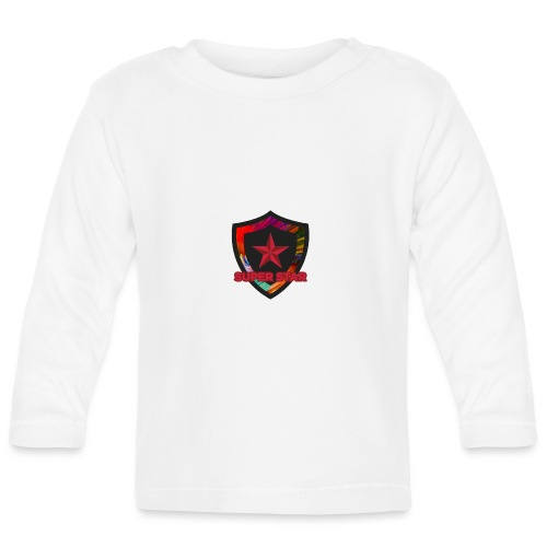 Super Star Design: Feel Special! - Baby Long Sleeve T-Shirt