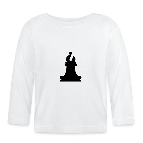 The Black Madman - Baby Long Sleeve T-Shirt