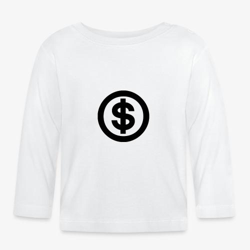 marcusksoak - Langærmet babyshirt