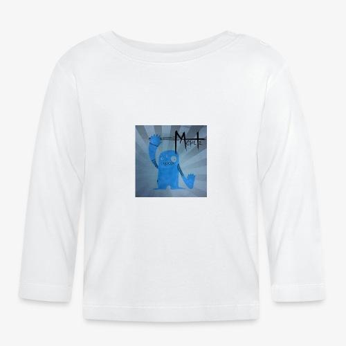 GringoLogo - Langarmet baby-T-skjorte