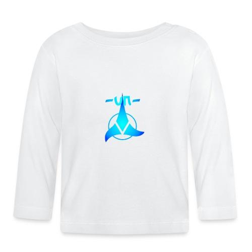 UNNICK Logo - Baby Langarmshirt