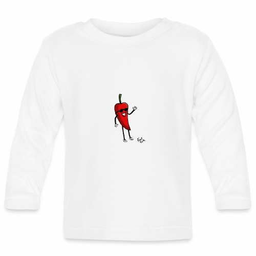 Hot Henrik - Baby Long Sleeve T-Shirt