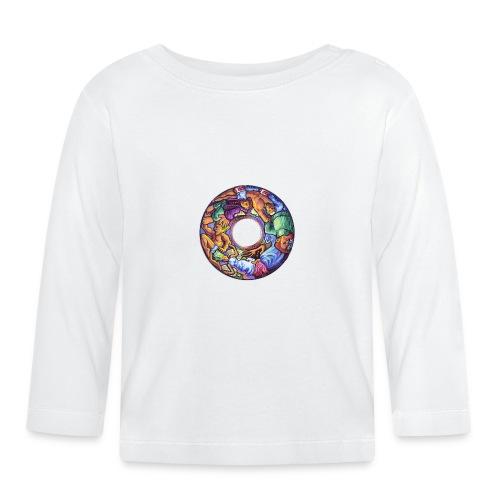 CD - Maglietta a manica lunga per bambini