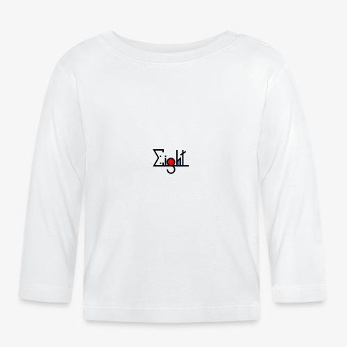 EIGHT LOGO - T-shirt manches longues Bébé