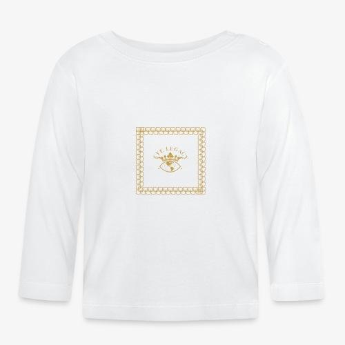 EYE LEGACY (Gold) - Baby Long Sleeve T-Shirt