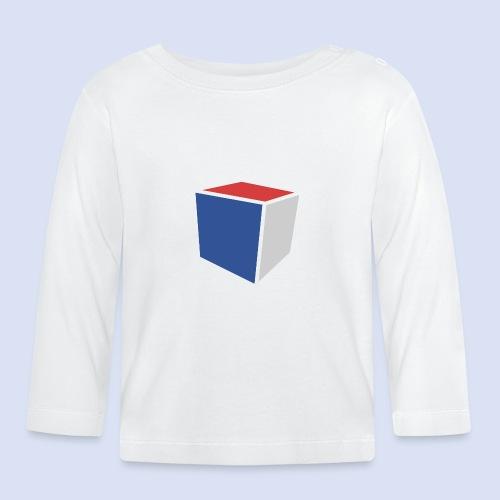 Cube Minimaliste - T-shirt manches longues Bébé